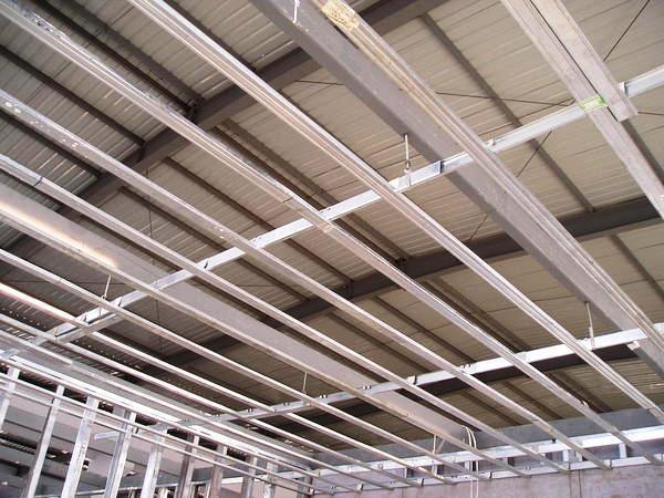 「輕鋼架部」暗架天花板工程 星舍空間整合設計